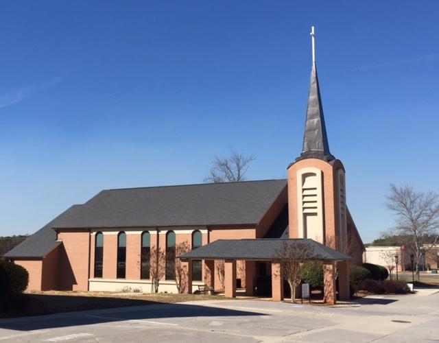 Mars Hill Presbyterian